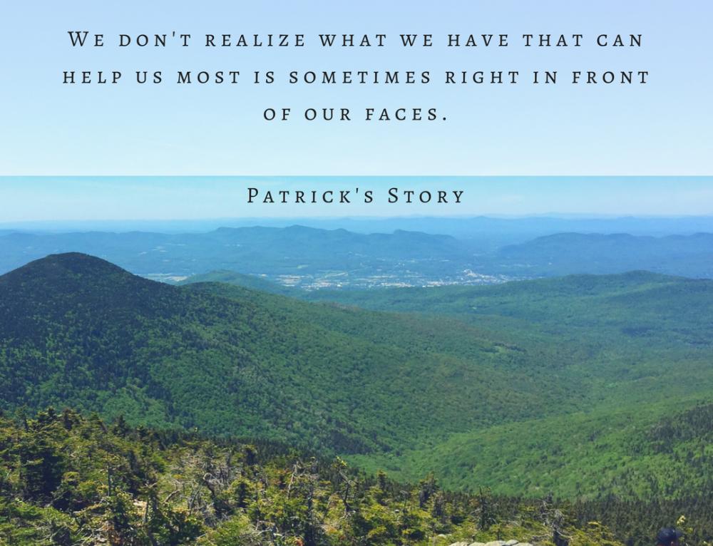 Patrick's Story
