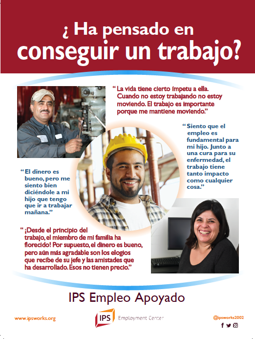 Client And Family Quotes Spanish The Ips Employment Center