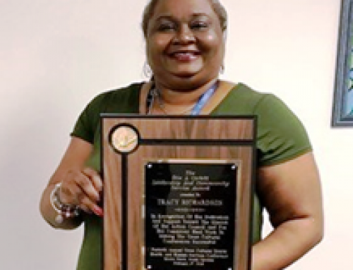 South Carolina IPS Supervisor Wins Leadership Award